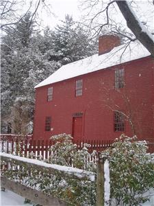 Noah Webster House, West Hartford, Connecticut